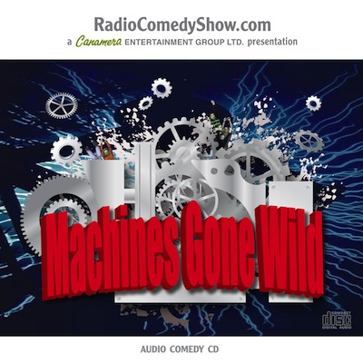 02: Mr Chips and The Juice Monster - Radio Comedy Shows by Canamera